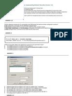 CCNA Security Exam Module 2
