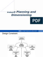 Radio Planning and Dimensioning