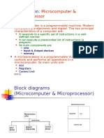 9 Aug 2016 Microprocessor & Its Applications