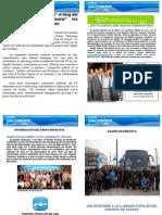 Boletín informativo Partido Popular de Jun. Mayo 2010