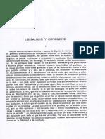 Liberalismo y comunismo (Gregorio Marañón)