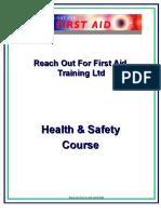 01 Health & Safety 2005 ROFFAT exc.ppt