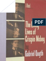 Gary Jennings( as Gabriel Quyth) - The Lively Lives of Crispin Mobey