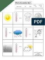 weather-worksheet