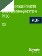 Solutii de Automatizari Industriale Utilizand Automatele Programabile Twido