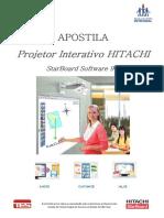 Apostila Starboard - Projetor Interativo Hitachi