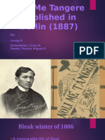 Rizal Report Chapter 8
