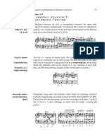 Harmonic Analysis 2 Polyphonic Texture