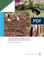International Fund for Agricultural Development