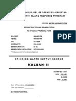Project Digest Kalsan II