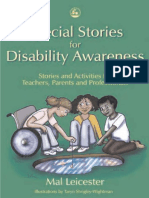 Disability Awareness Stories and Activities for Teachers, Parents and Professionals.pdf