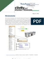 TechCorner 02 - Productivity3000 PID Instruction Box