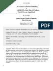 United States v. Mark Green A/K/A Mark Wallace, Mark Green, 25 F.3d 206, 3rd Cir. (1994)