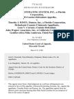 Advanced Estimating System, Inc., a Florida Corporation, Plaintiff-Counter-Defendant-Appellee v. Timothy J. Riney, Damon, Inc., a Florida Corporation, Defendants-Counter-Claimants-Appellants, Leon v. Cursons, Counter-Defendant, John Wagner Associates, Inc., a California Corporation D/B/A Grabber D/B/A Mike Anderson, Third-Party-Plaintiff, 77 F.3d 1322, 3rd Cir. (1996)