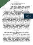 Herbert L. Fischer Floyd L. Adams James W. Alfreds John I. Arena Earl T. Atkinson William Auve Thomas F. Beck William J. Bono William A. Burwell, Jr., Joseph C. Calabrese Peter Carfagno John B. Creighton Ralph J. Dafermo, Sr. Felix A. Dejoseph Joseph A. Devito John T. Dougherty John J. Dowling Anthony Falasca Eugene Fink Rita J. Gesualdo Edwin Haines Joseph T. Haley Daniel J. Hefferan Leo M. Hill Robert J. Hoopes Donald J. Hoy Michael Hrynko Donald Hughes Carl M. Hunsicker Neal Ireland Walter D. Kraus Charles E. Lindemuth Robert F. Mahoney Anthony D. Marchesani Robert P.F. McCaron Robert McCormick Frank L. Mercadante John P. Monaghan David Monzo John K. Moore Joseph P. Moran Mildred Pearl Morgan Ralph E. Moyer Herbert E. Mueller James J. Nugent Thomas E. Oetzel Frank W. Persichetti, Sr. Charles W. Plummer Lewis Raibley James J. Roddy John J. Saunders Louis F. Saunders Nicholas J. Screnci Joseph J. Semetti John Steindl William F. Thompson Michael W. Trendler Francis R. Tunney, Sr. Herbe