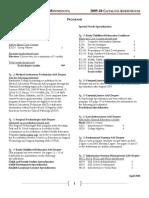 Rasmussen College - Minnesota Campuses Course Catalog Addendum