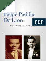 Felipe Padilla de Leon