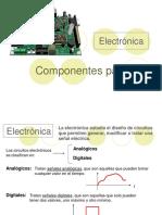 Electronica Analoga Componentes Pasivos