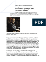 Entrevista - Agustín Alezzo