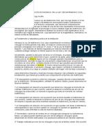 La Compensación Económica en La Ley de Matrimonio Civil - Juan Orrego Acuña