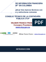 Conferencia Wilmar Franco