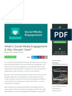 What is Social Media Engagement_ _ Sprout Social