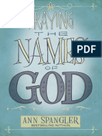 Praying the Names of God Sample