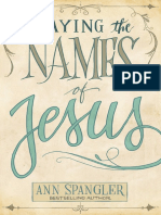 Praying the Names of Jesus Sample