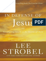 In Defense of Jesus Sample