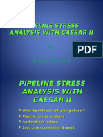 pipeline-stress-analysis-with-caesar-ii.ppt