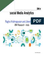 Krishnapuram Social Media Analytics