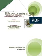 Estudio de Mercado Electrico Totoras-Incahuasi
