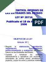 Exposicion Control Interno 11-Nov Ley 28716