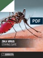 Zika Virus Staying Safe Code 1270
