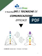 Principi e Tecniche Di Comunicazione Efficace