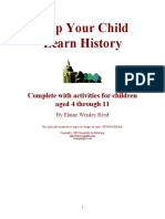 Help Your Child Learn History