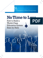 NCSL No Time to Lose Report (3)