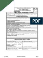 Grh 501 Manual de Funciones y Perfiles Analista 02 de Sistemas