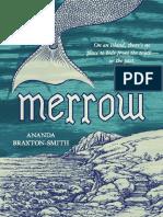 Merrow by Ananda Braxton-Smith Chapter Sampler