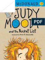 Judy Moody and the Bucket List Chapter Sampler