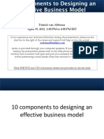 10 components to designing an effective business model_1.pdf