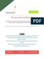 EnergySmartsNetwork Template Rev 0.60