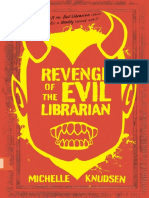 Revenge of the Evil Librarian by Michelle Knudsen Chapter Sampler