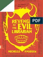 Revenge of the Evil Librarian by Michelle Knudsen Chapter Sampler