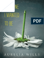 Someone I Wanted to Be by Aurelia Wills Chapter Sampler