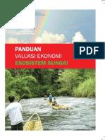Panduan Valuasi Ekonomi Sungai
