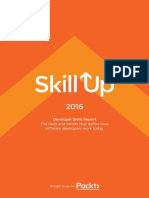 Skill Up 2016- Developer Skills Report [eBook]