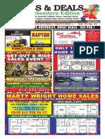 Steals & Deals Southeastern Edition 8-11-16