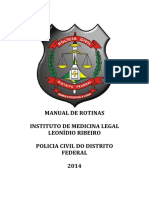 Manual de Rotinas Iml