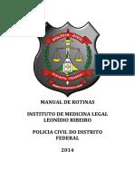 Manual de Rotinas Iml